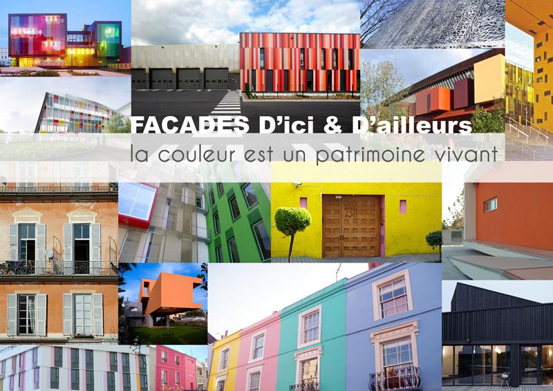 couleurs façades
