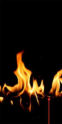 tout feu tout flamme…